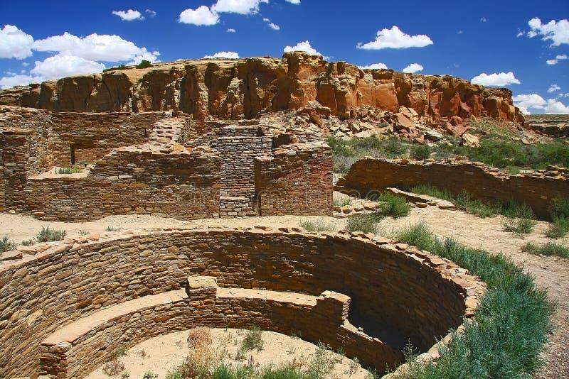Каньон Chaco стоковая фотография rf