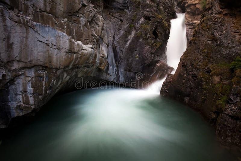 каньон johnson стоковые фотографии rf