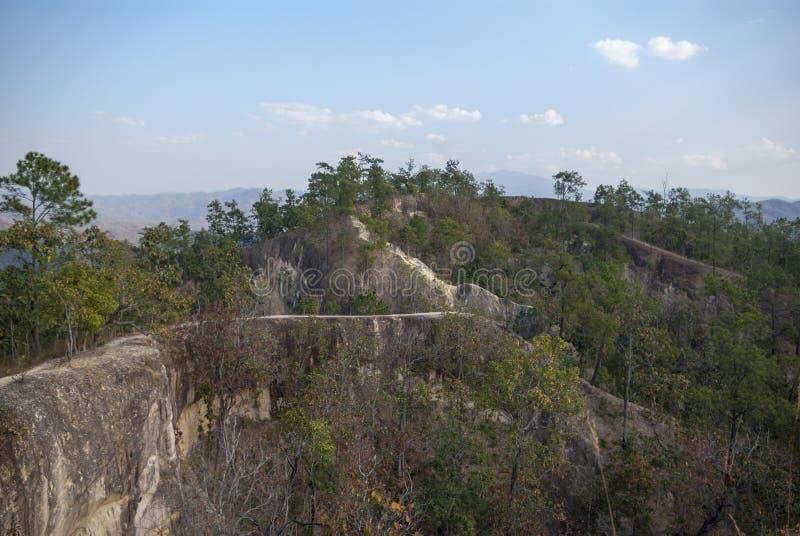 Каньон Pai стоковое изображение rf
