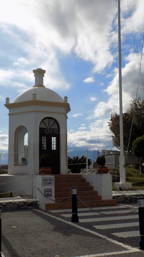 Капель в Puerto Banus-Марбель-Андалуси-Испани-Европе стоковое изображение rf