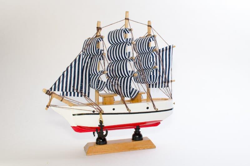 Капитан игрушки стоковая фотография