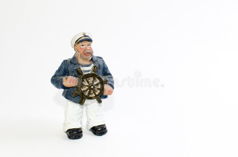 Капитан игрушки стоковые изображения