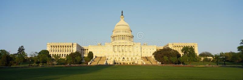 Капитолий положения Вашингтон стоковая фотография rf