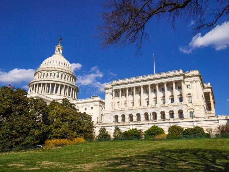 Капитолий Соединенных Штатов, Вашингтон d C стоковая фотография