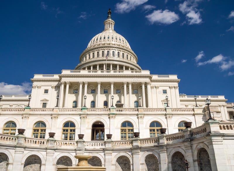 Капитолий Соединенных Штатов, Вашингтон d C стоковые изображения rf