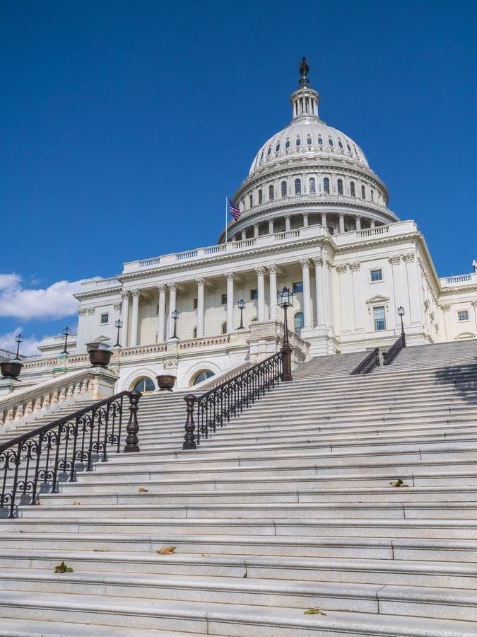 Капитолий Соединенных Штатов, Вашингтон d C стоковое фото rf