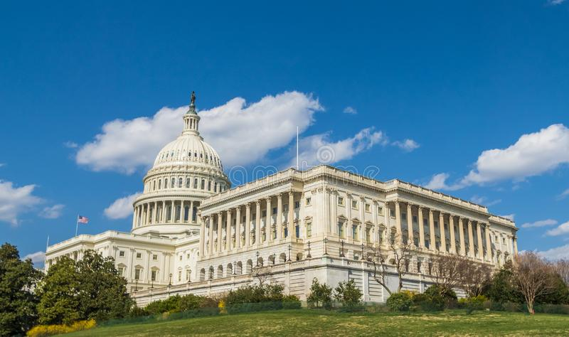 Капитолий Соединенных Штатов, Вашингтон d C стоковые фото