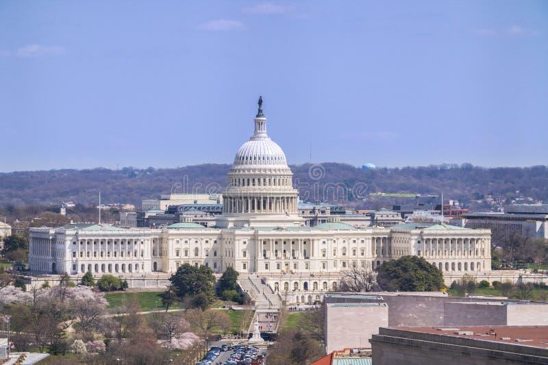 Капитолий Соединенных Штатов, Вашингтон d C стоковое изображение rf