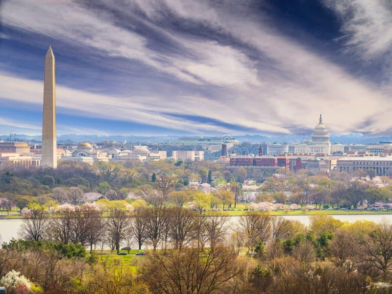 Капитолий Соединенных Штатов, Вашингтон d C стоковые изображения