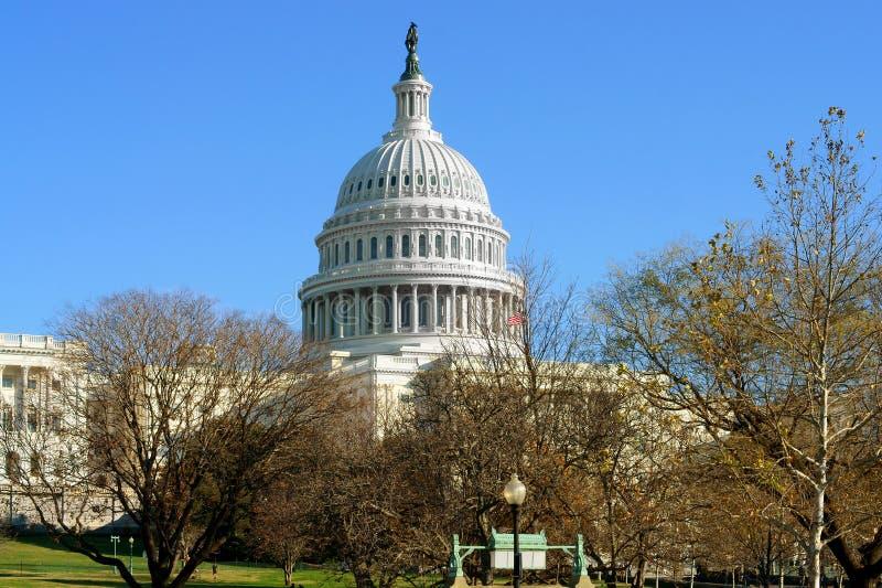Капитолий Соединенных Штатов, часто вызывал Капитолий Здание, дом конгресса Соединенных Штатов и место законодательной власти u S стоковое изображение
