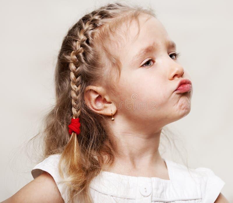 капризный ребенок стоковое изображение rf