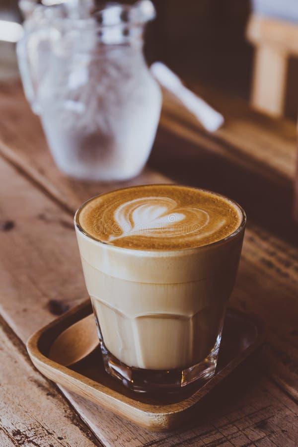 Капучино или кофе latte стоковое фото