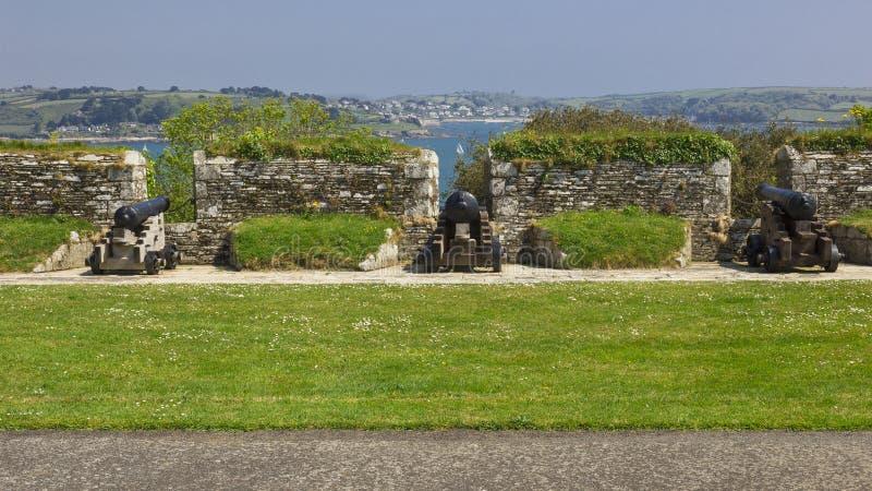 3 карамболя в крепости стоковые изображения