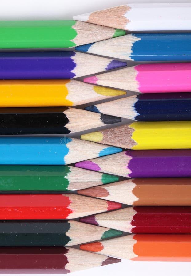 Download карандаши стоковое изображение. изображение насчитывающей образование - 18388563