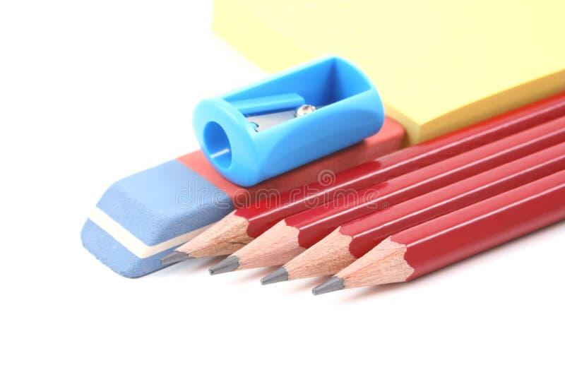 карандаши стоковые изображения