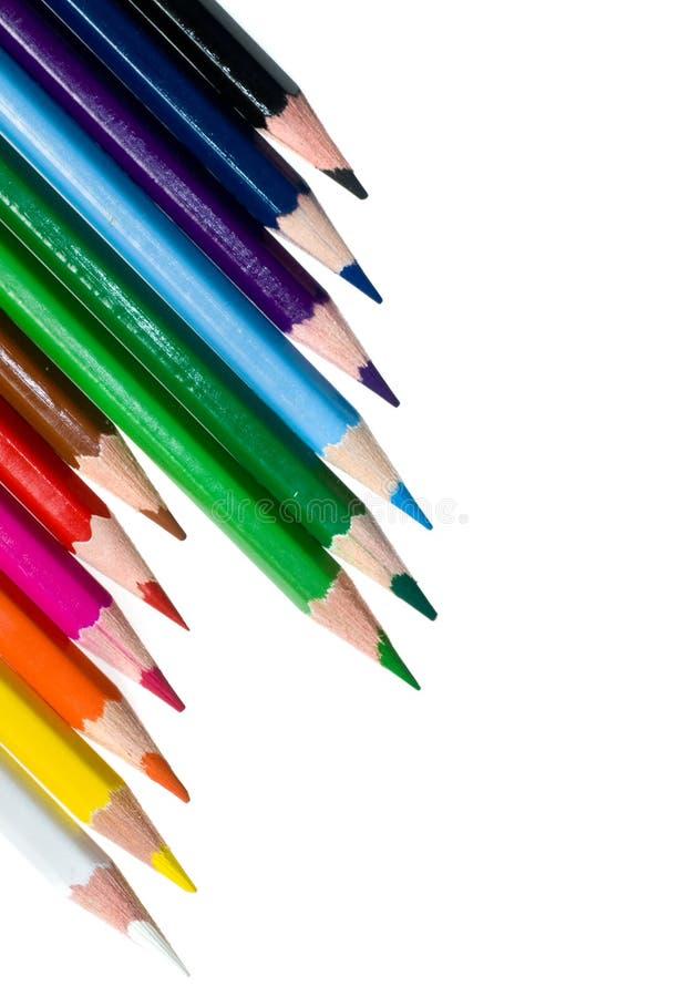 Download карандаш цвета стоковое фото. изображение насчитывающей арройо - 6867650