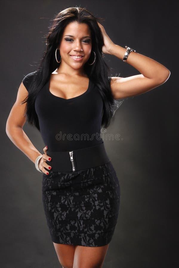 карибская девушка стоковые изображения rf