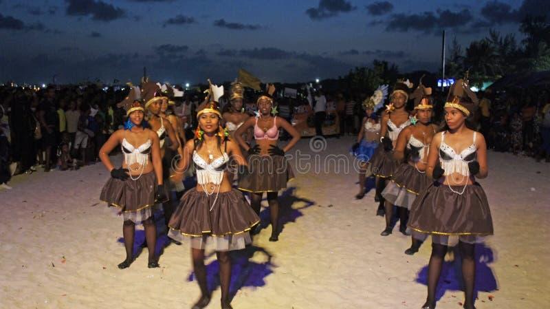 Карибская масленица стоковое изображение rf