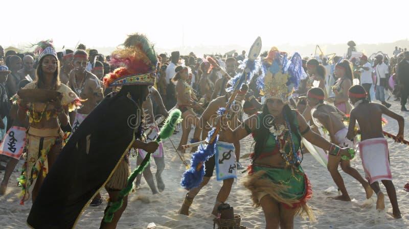 Карибская масленица стоковая фотография