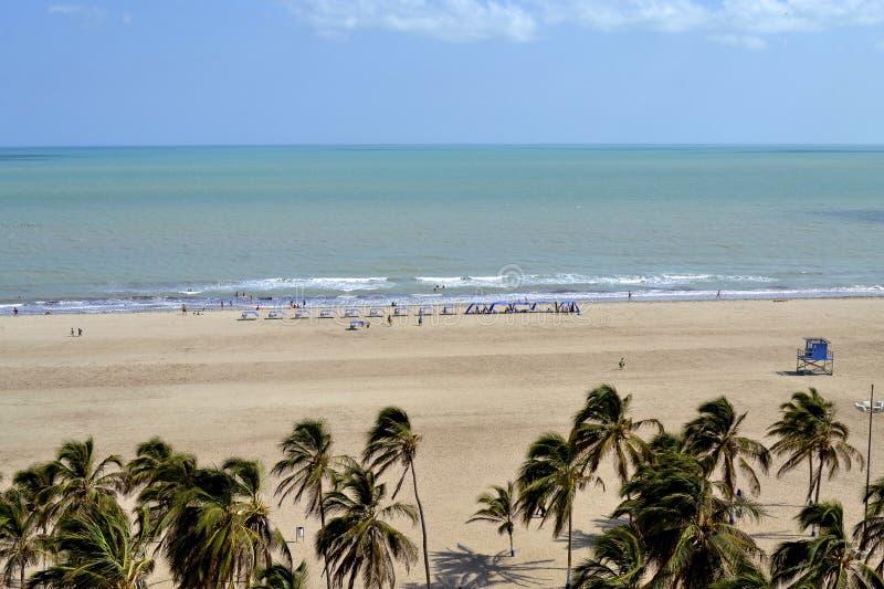 Карибский пляж стоковые фото