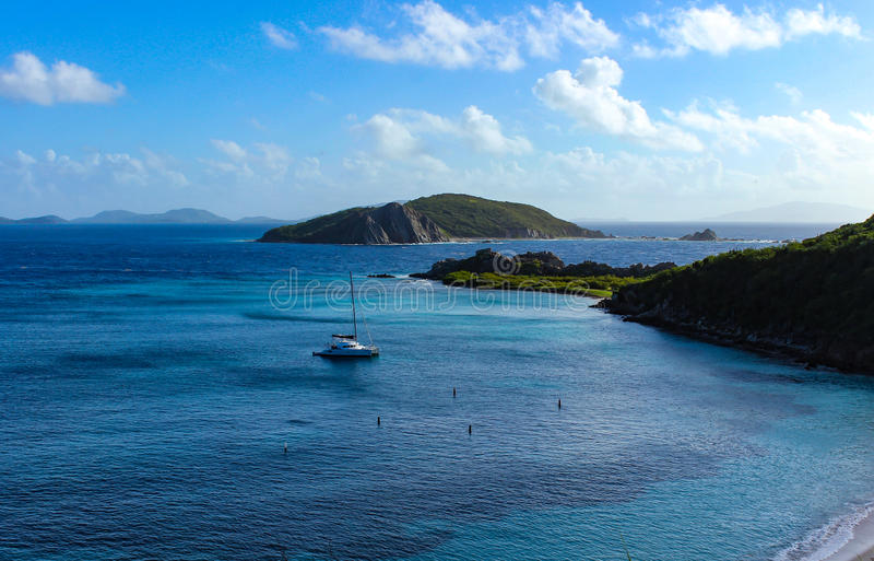 карибский рай стоковое фото rf