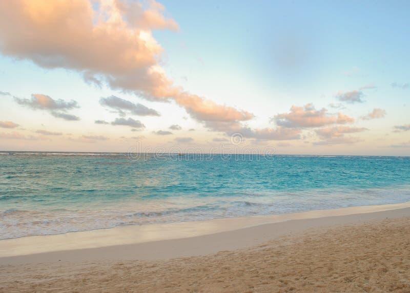 карибское море стоковое изображение