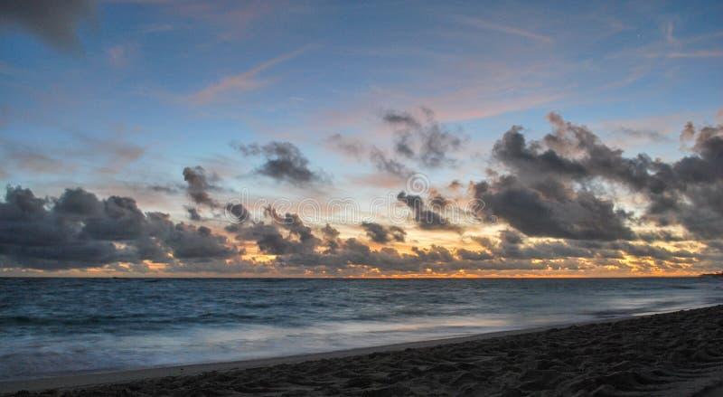 карибское море стоковая фотография rf
