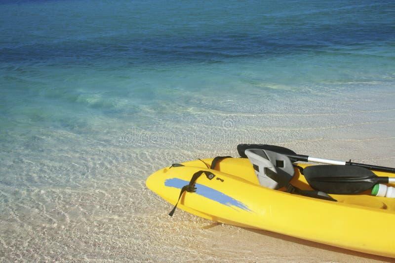 карибское отключение kayak стоковая фотография
