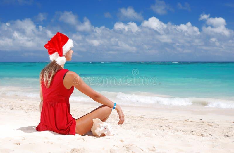 карибское рождество стоковое фото