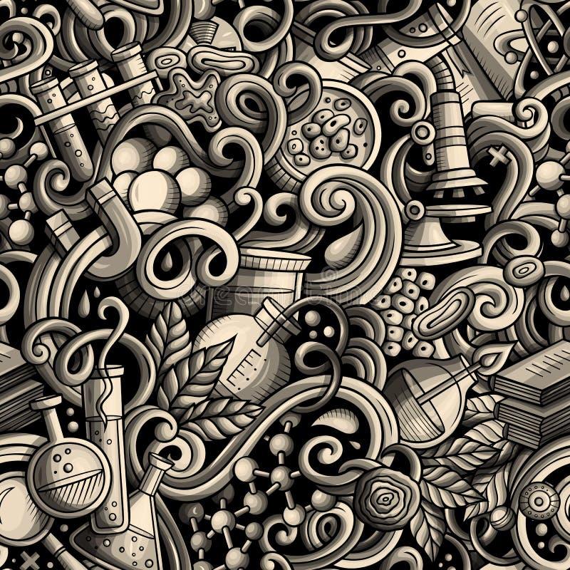 Карикатура милые дерна, нарисованная лакомым рисунком стоковое фото rf