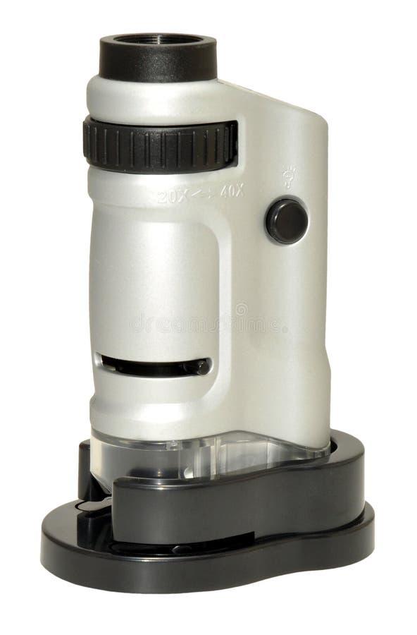 Карманный микроскоп стоковые изображения