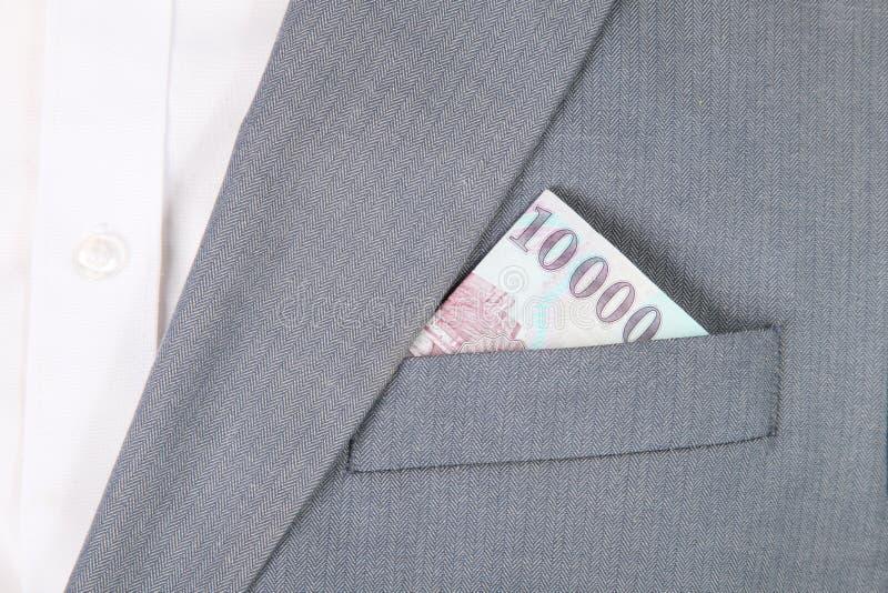 карманн дег куртки стоковые изображения