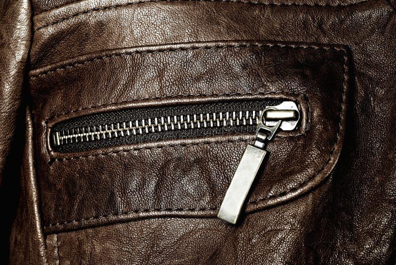 карманн куртки кожаное стоковые фотографии rf