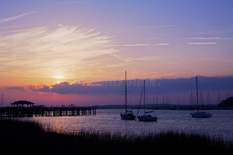 Каролина южная стоковое изображение