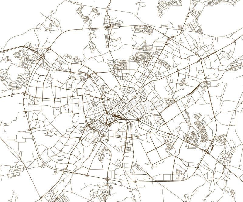 карта минска улицы с картинками