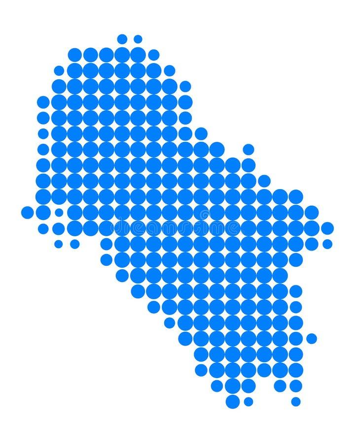 Карта Ios бесплатная иллюстрация