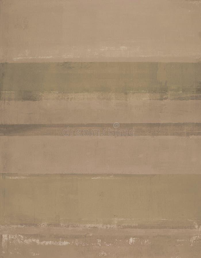 Картина абстрактного искусства Брайна стоковая фотография rf
