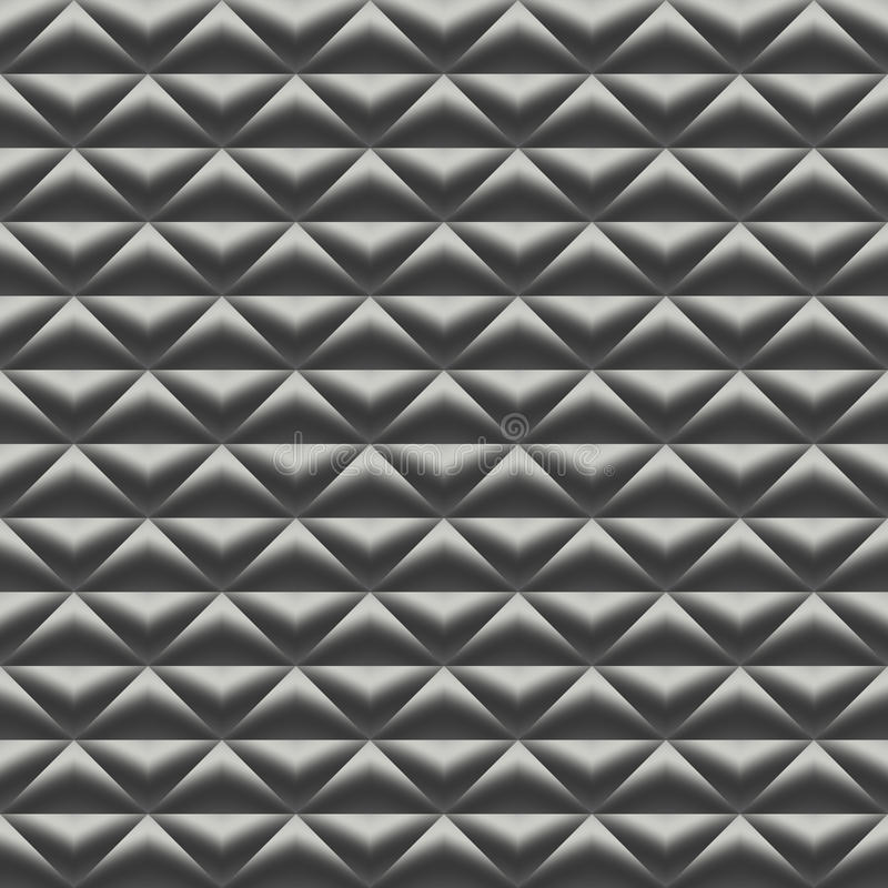 Картина абстрактного металлического растра безшовная стоковая фотография rf