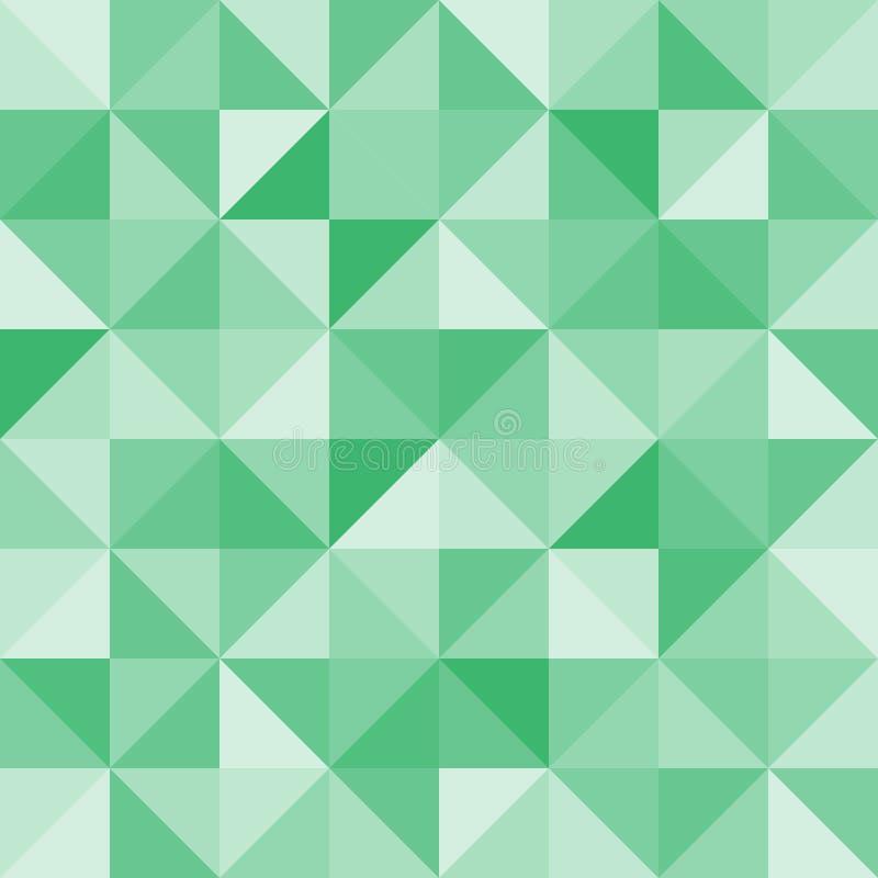 Картина абстрактного треугольника безшовная вектор иллюстрация вектора