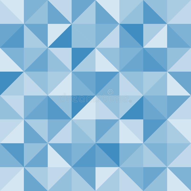 Картина абстрактного треугольника безшовная вектор иллюстрация штока