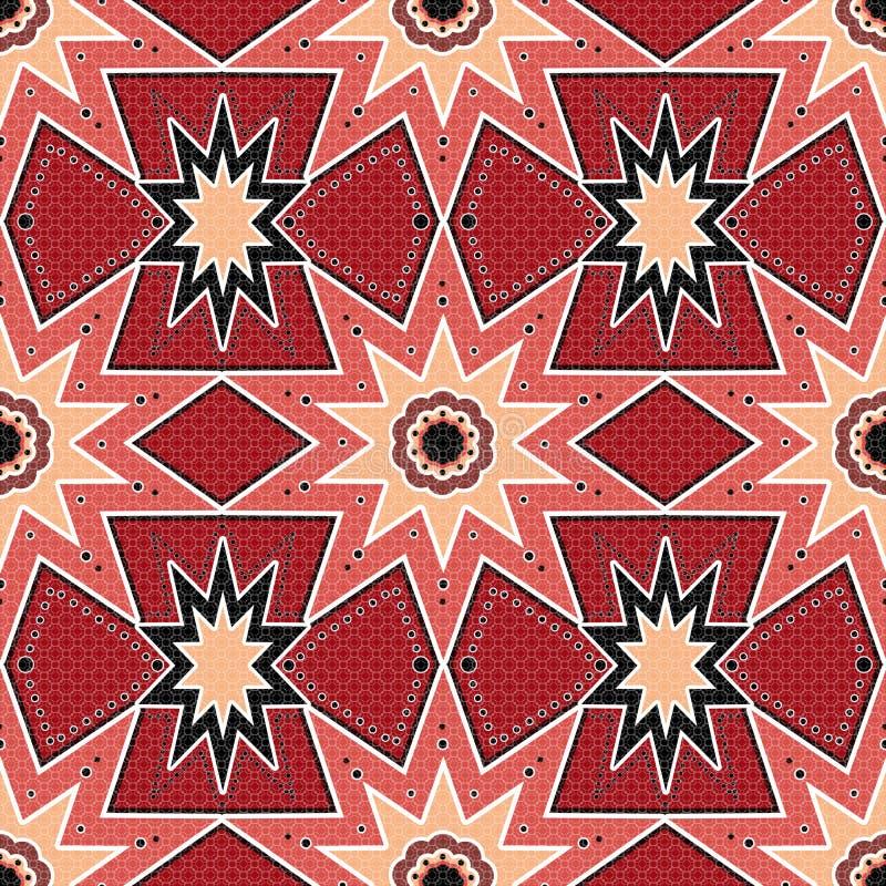 Download Картина абстрактных геометрических элементов безшовная Иллюстрация штока - иллюстрации насчитывающей самомоднейше, творческо: 40582269