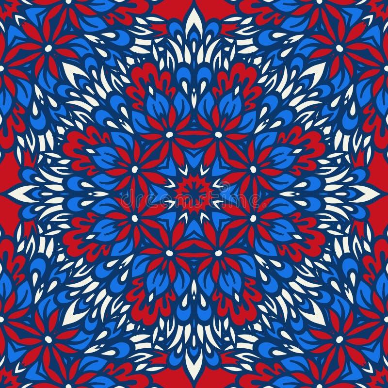 картина арабескы безшовная иллюстрация штока