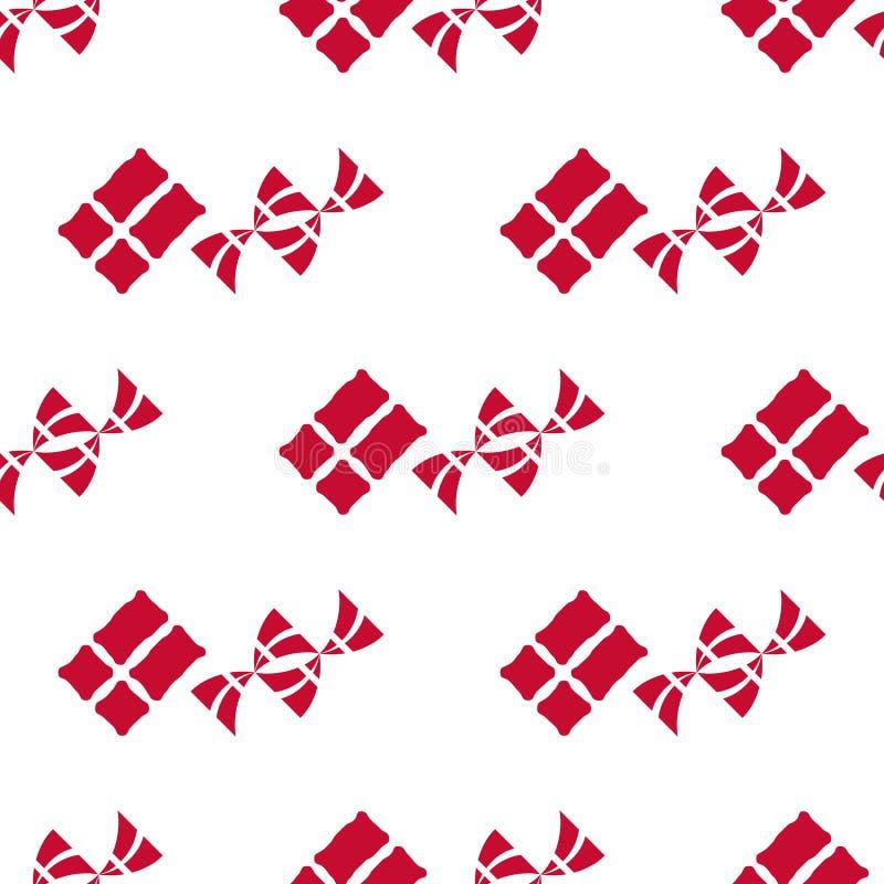Картина датского флага безшовная бесплатная иллюстрация