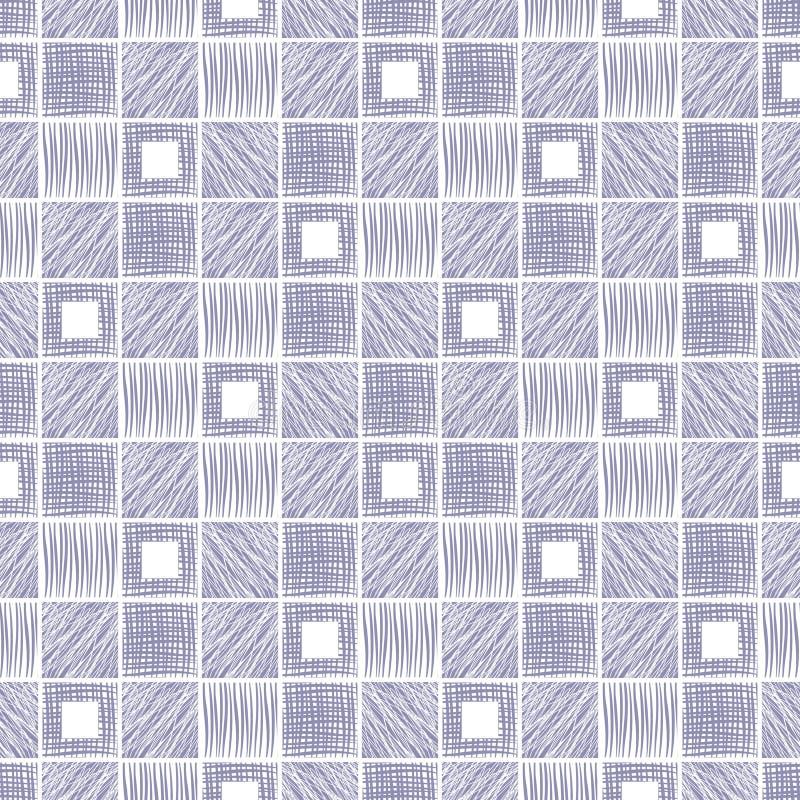 Картина вектора безшовная, графическая иллюстрация иллюстрация вектора
