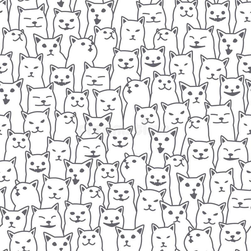 требуют картинка много котиков черно белая квартир является основным