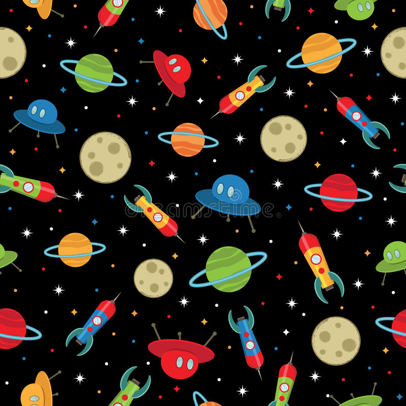 картина грузит космос иллюстрация штока