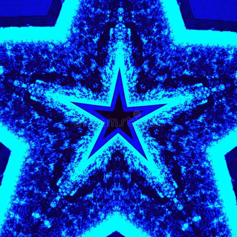Картина звезды стоковая фотография rf