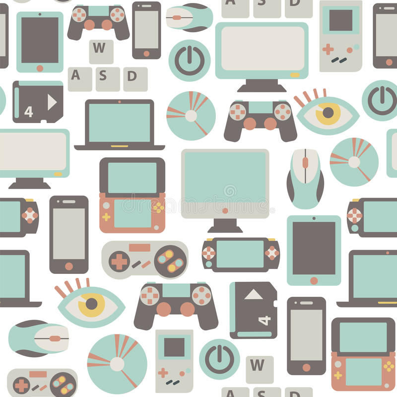 Картина игры бесплатная иллюстрация