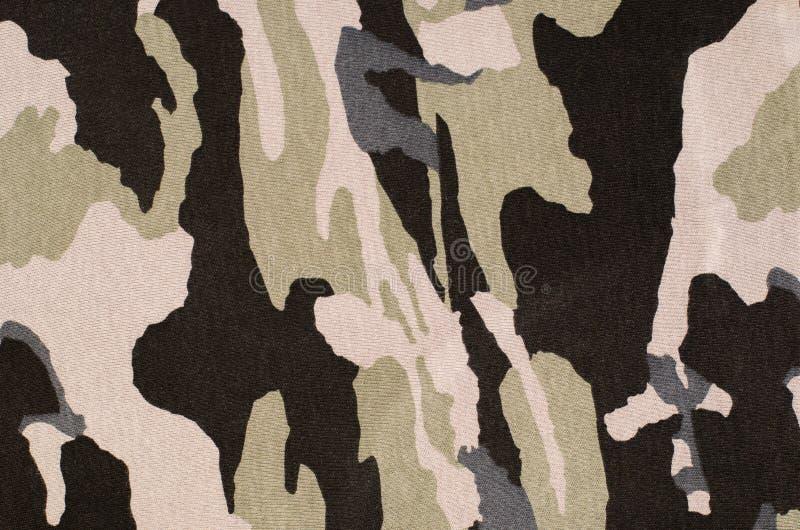 Картина камуфлирования на ткани бесплатная иллюстрация