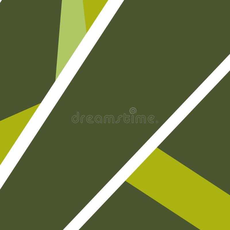 Картина конспекта геометрическая футуристическая логотип и символы также вектор иллюстрации притяжки corel иллюстрация штока